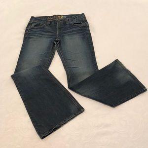 Mudd brand Flare Leg Jeans Size 11 Junior
